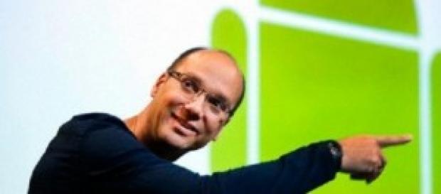 Andy Rubin el creador de Android deja Google.