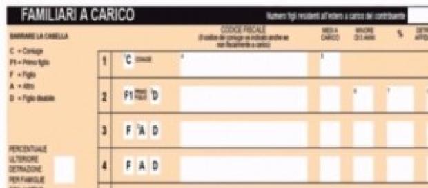 Istruzioni per il modello 730 precompilato