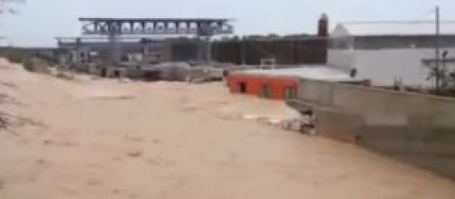 Alluvione a Massa Carrara