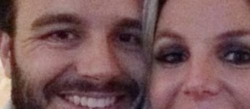 Britney Spears, primo selfie con Charlie Ebersol