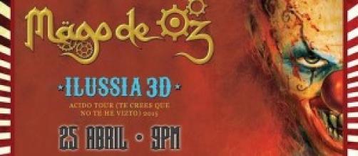 Mago de Oz iniciará su gira 'Ilussia 3D' en México