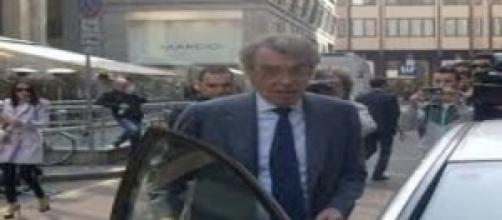 Mazzarri rischia, su di lui l'ombra di Moratti