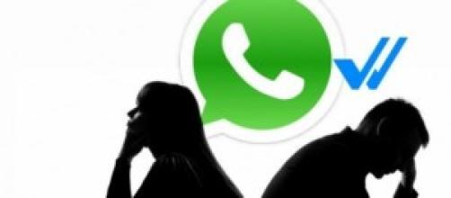 WhatsApp: addio doppia spunta blu