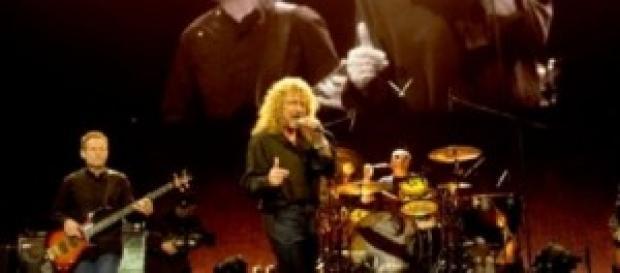 L'ultima reunion dei Led Zeppelin nel 2007
