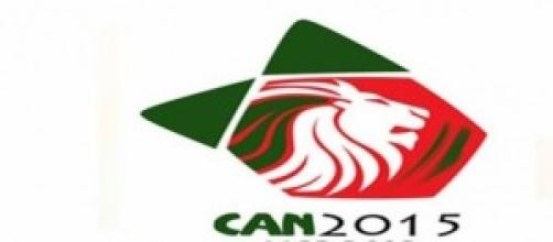 "Le ""ex"" logo officiel de la CAN 2015"