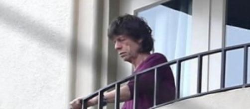 Mick Jagger con estrés postraumático.