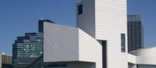 Salón de la Fama del Rock and Roll, en EU.