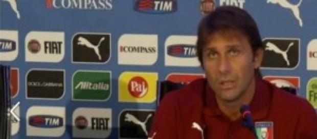 Antonio Conte è in carica da agosto