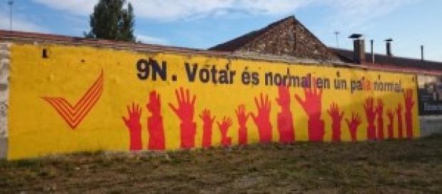 El 9-N trasciende la independencia de Cataluña.
