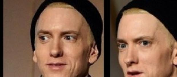 El sorprendente cambio de Eminem.