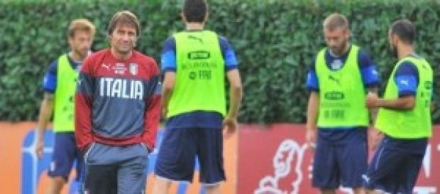 Italia-Croazia del 16/11 ore 20:45