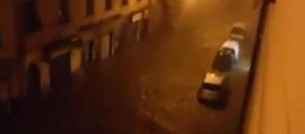 Maltempo Genova e Liguria, inferno a Chiavari