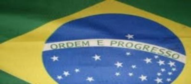 Nossa linda bandeira do Brasil