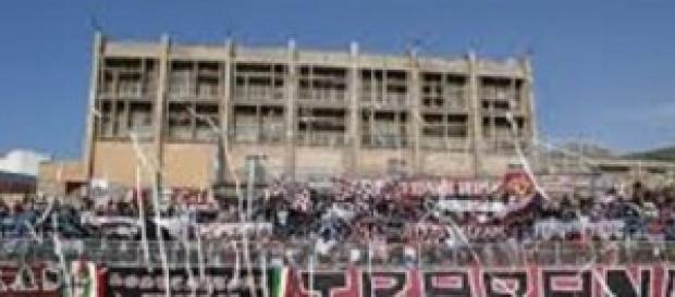 Trapani-Catania, Serie B, 14^giornata