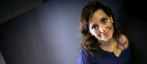 A jornalista Ana Margarida de Carvalho