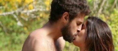 Bosco e Ines Il Segreto terza stagione