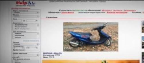 motosale.com, moto italiane rubate in vendita