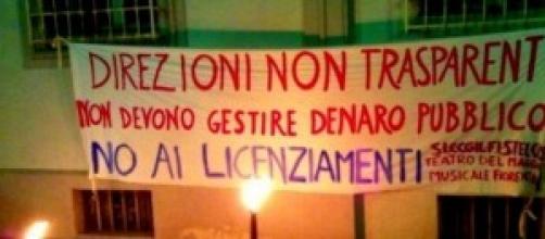 Protesta del maggio musicale fiorentino