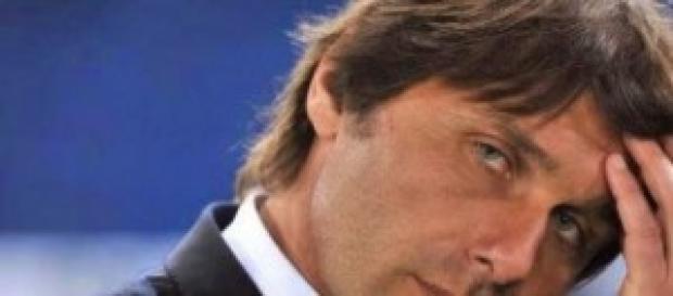 Antonio Conte e i dubbi di formazione.