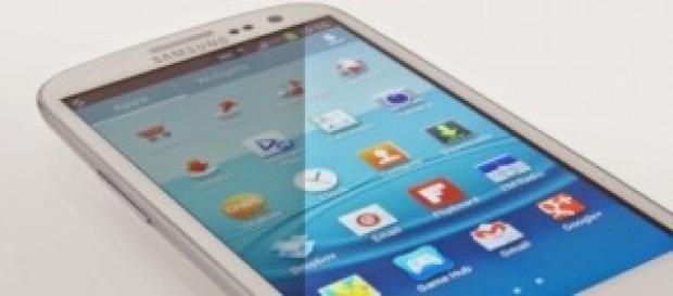 El nuevo Samsung Galaxy S6.