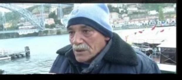 Gastão Teixeira é visto como um herói