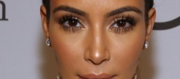 Kardashian é uma vez mais o centro das atenções