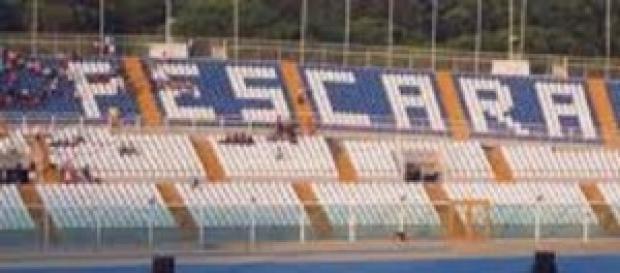 Pescara-Frosinone, Serie B, 14^giornata