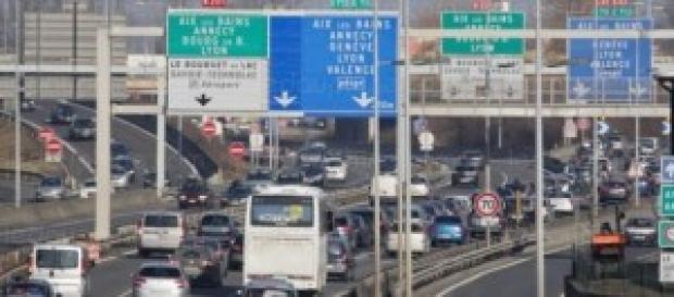 Réalité des autoroutes au jour des grands départs