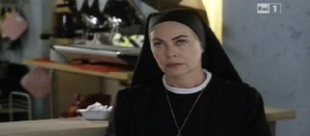 Suor Angela, protagonista di Che Dio ci aiuti 3