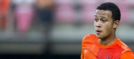 Depay impressed at the World Cup with two goals