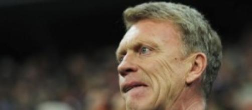 David Moyes , nuevo técnico de la Real Sociedad.