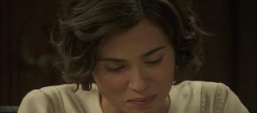 Maria, protagonista de il Segreto