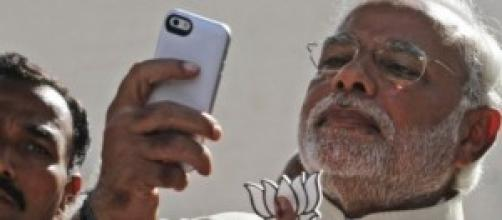 Mr. Narendra Modi debuts on Instagram
