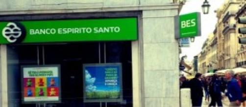 O crime tem um nome Banco Espirito Santo BES