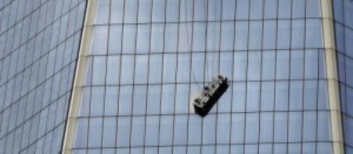 Peligroso rescate en el WTC