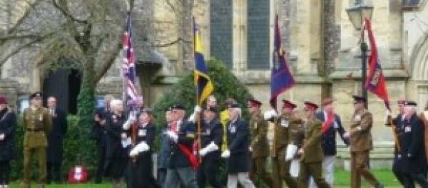 commemoration day in the UK
