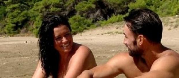 """El """"Adán"""" y """"Eva"""" de esta semana en la playa"""