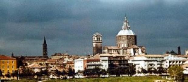 Pavia, dov'è stata investita Elena Maria Madama