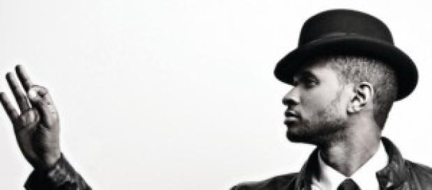 Usher, entre la espada y la pared