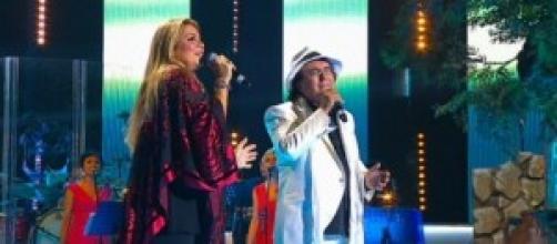 Albano e Romina al Festival di Sanremo e Verona
