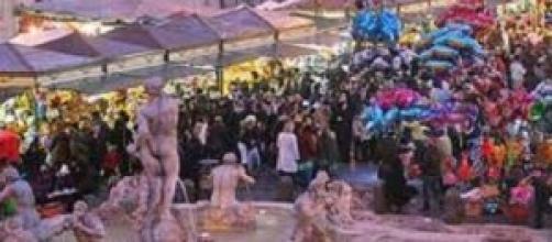Mercatino di Natale a Piazza Navona