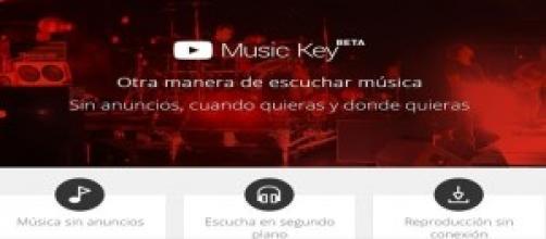 Music Key musica donde quieras y cuando quieras