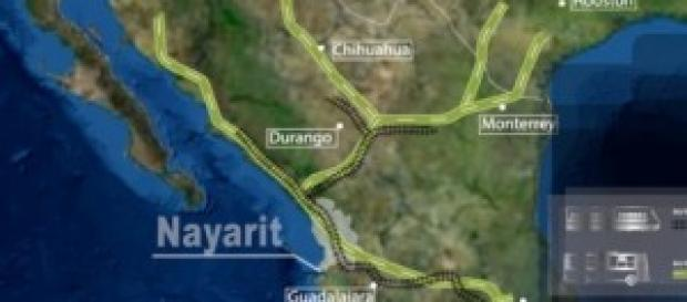 Además proyectan carreteras y vías ferroviarias.