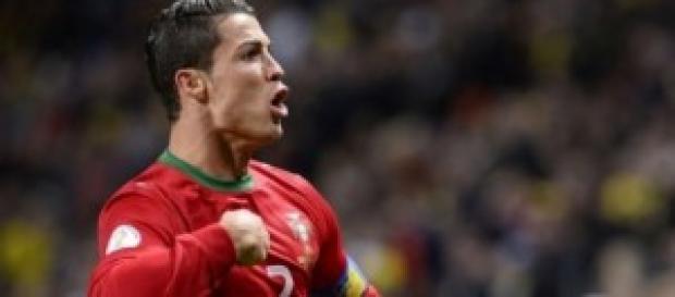 """Cristiano Ronaldo mais uma vez """"esteve lá"""""""