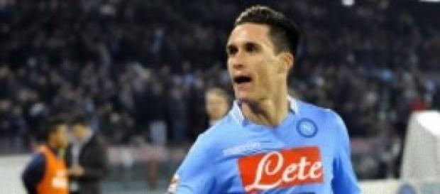 Josè Maria Callejon, 27 anni, attaccante Napoli