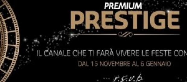 Lancio di Premium Prestige sul 319 del digitale