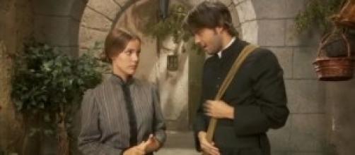 Gonzalo e Soledad in una scena della 2° stagione