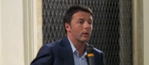 Il premier Matteo Renzi e l'opinione pubblica