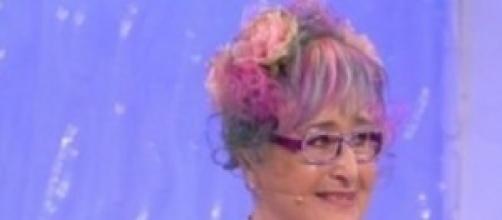 La signora Rema, la nonna di Beatrice Valli