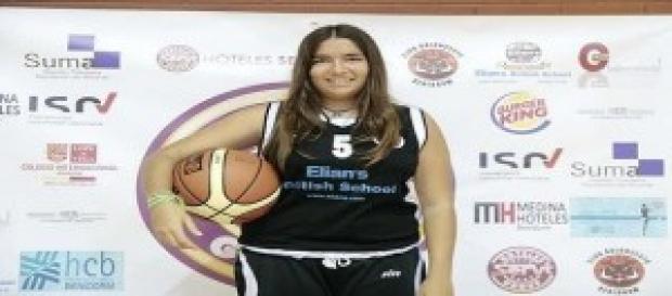 Alicia Fernández Romero jugadora fallecida.